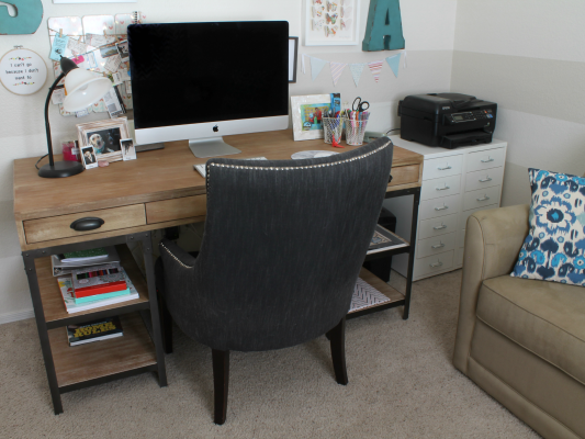 Office Update – New Desk, New Layout