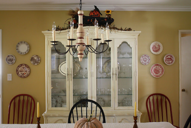 farmhouse dining room decor
