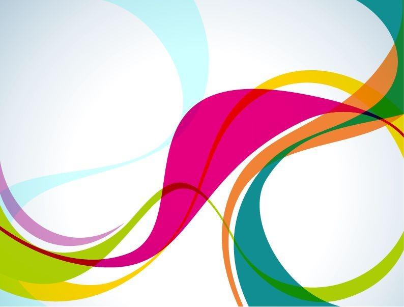 Abstract Background With Sport Icons Royalty Free Vector: التدريب على استخدام برنامج أدوبي إلستريتور: Abstract Art
