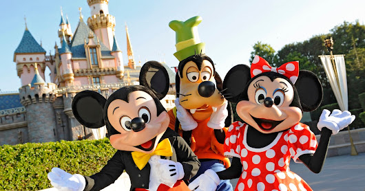 Tips for Visiting Disneyland Resort with Preschoolers