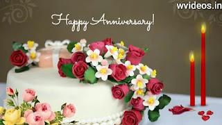 Wedding anniversary wishes whatsapp status video download