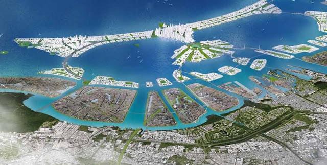 Anies kembali pertegas komitmennya menghentikan reklamasi Teluk Jakarta