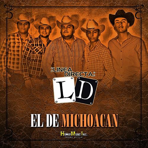 Linea Directa - El De Michoacan (Corridos Nuevos 2017)