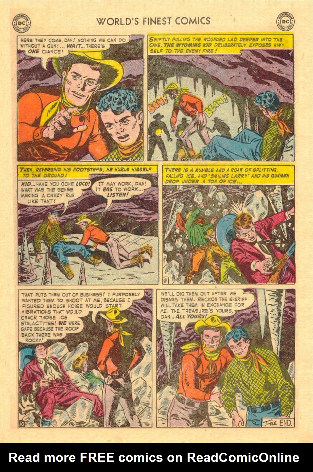 Read online World's Finest Comics comic -  Issue #58 - 38