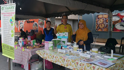 Pengedar Shaklee Car boot Sale Ipoh