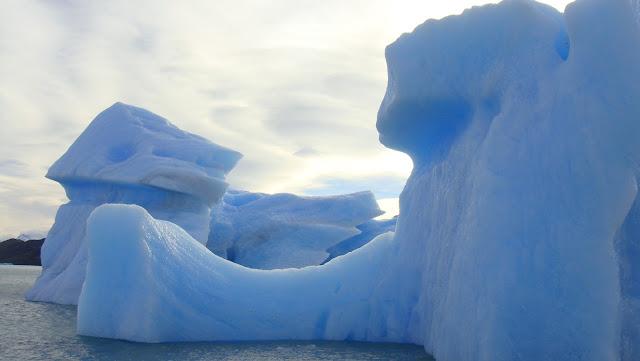 Día del Medioambiente, Glaciares de Patagonia Argentina