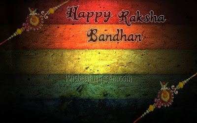 Raksha Bandhan Colorful HD Desktop Background Images 2019