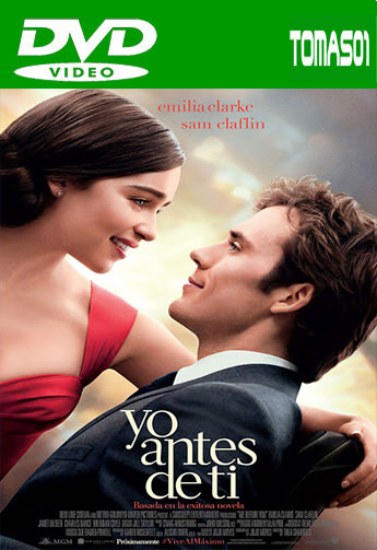 Me Before You (Yo antes de ti) (2016) DVDRip