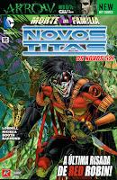 Os Novos 52! Os Novos Titãs #16
