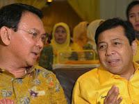 Ketua Golkar Ngarep Pendukung AHY Pilih Ahok, Tya Subiakto: OM MIMPI OOMMM!