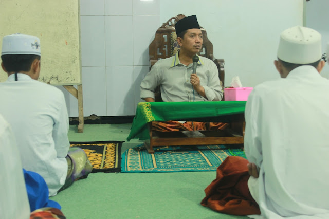 """Sekapur Sirih Tercetusnya Nama """"Raudlatul Ulum 1"""" - KH. Madarik Yahya"""