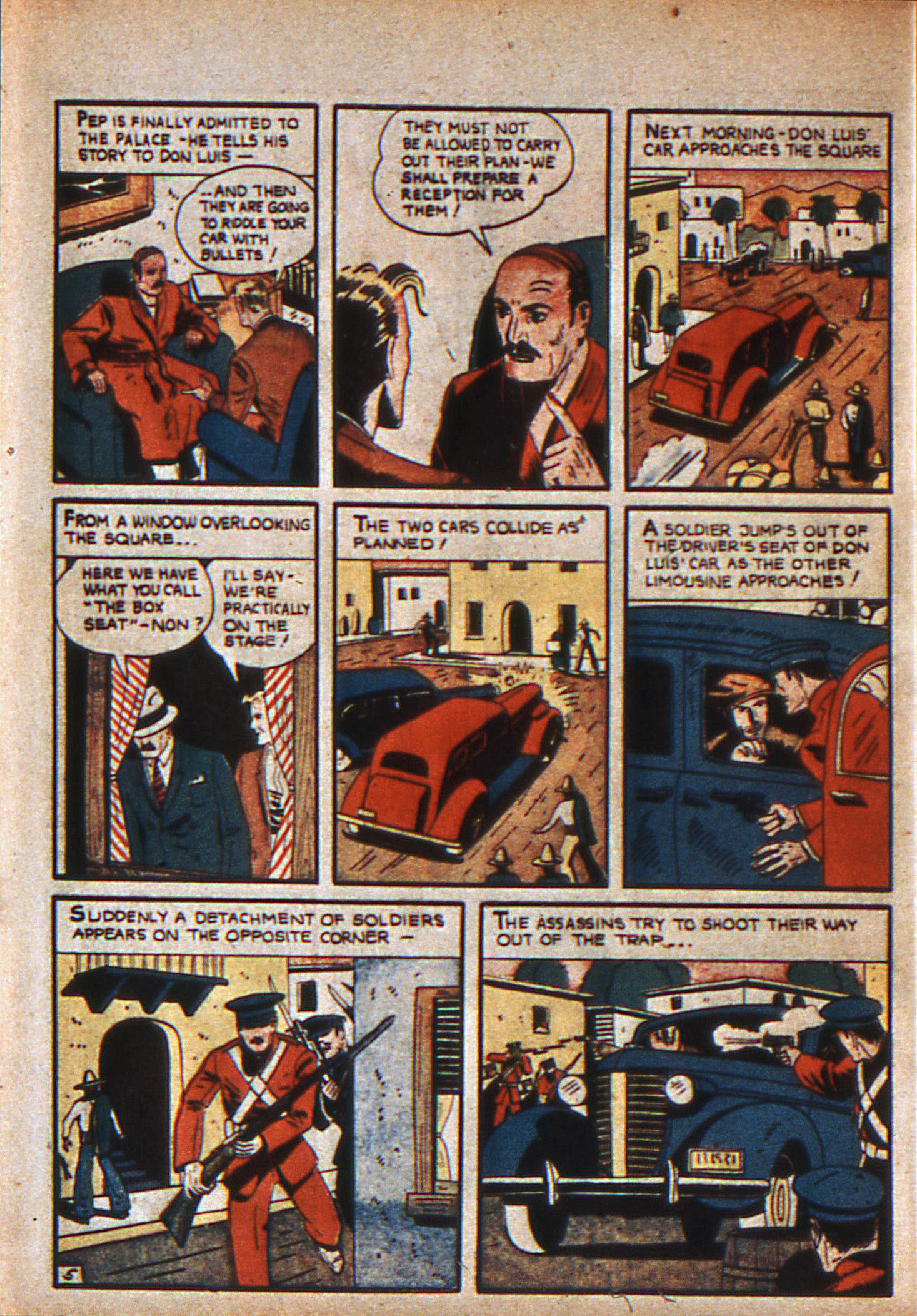 Read online Action Comics (1938) comic -  Issue #12 - 27