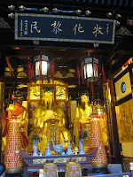 Shanghai - Tempel