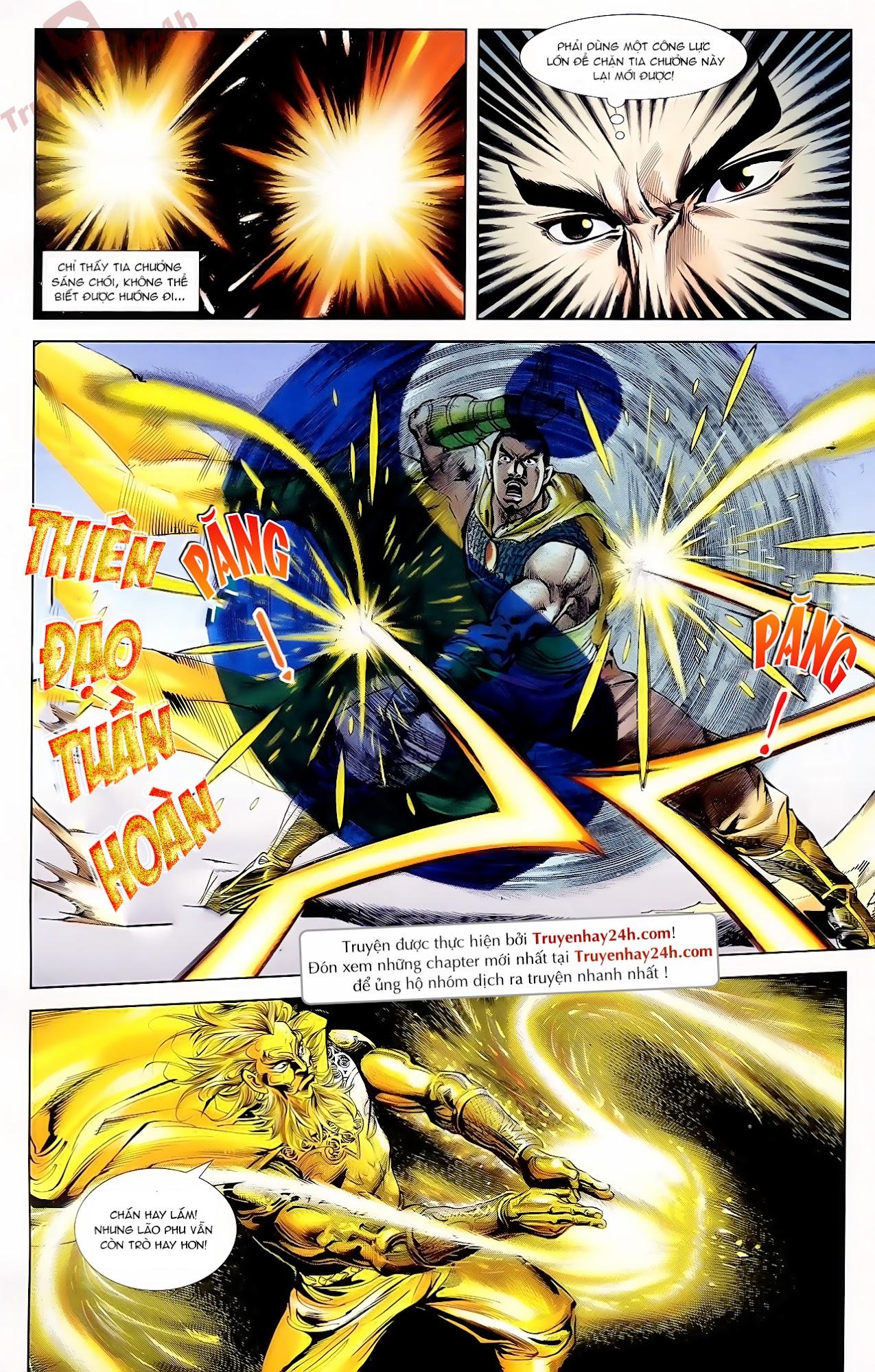 Cơ Phát Khai Chu Bản chapter 62 trang 10