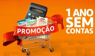 Cadastrar Promoção Extra 2017 Um Ano Sem Contas
