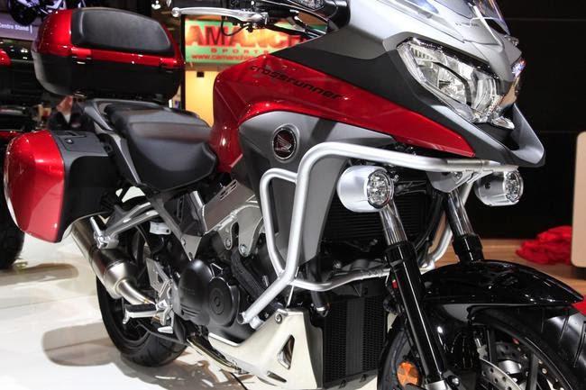 Sports Cycle 2015 Honda Vfr800x Crossrunner Preview