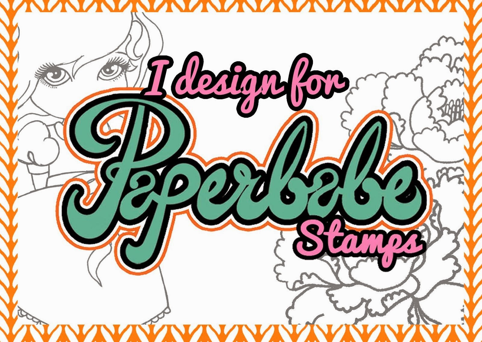 Paperbabe Stamps DT