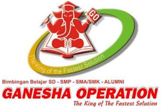 Lowongan Kerja Ganesha Operation Ditutup: 15 November 2017