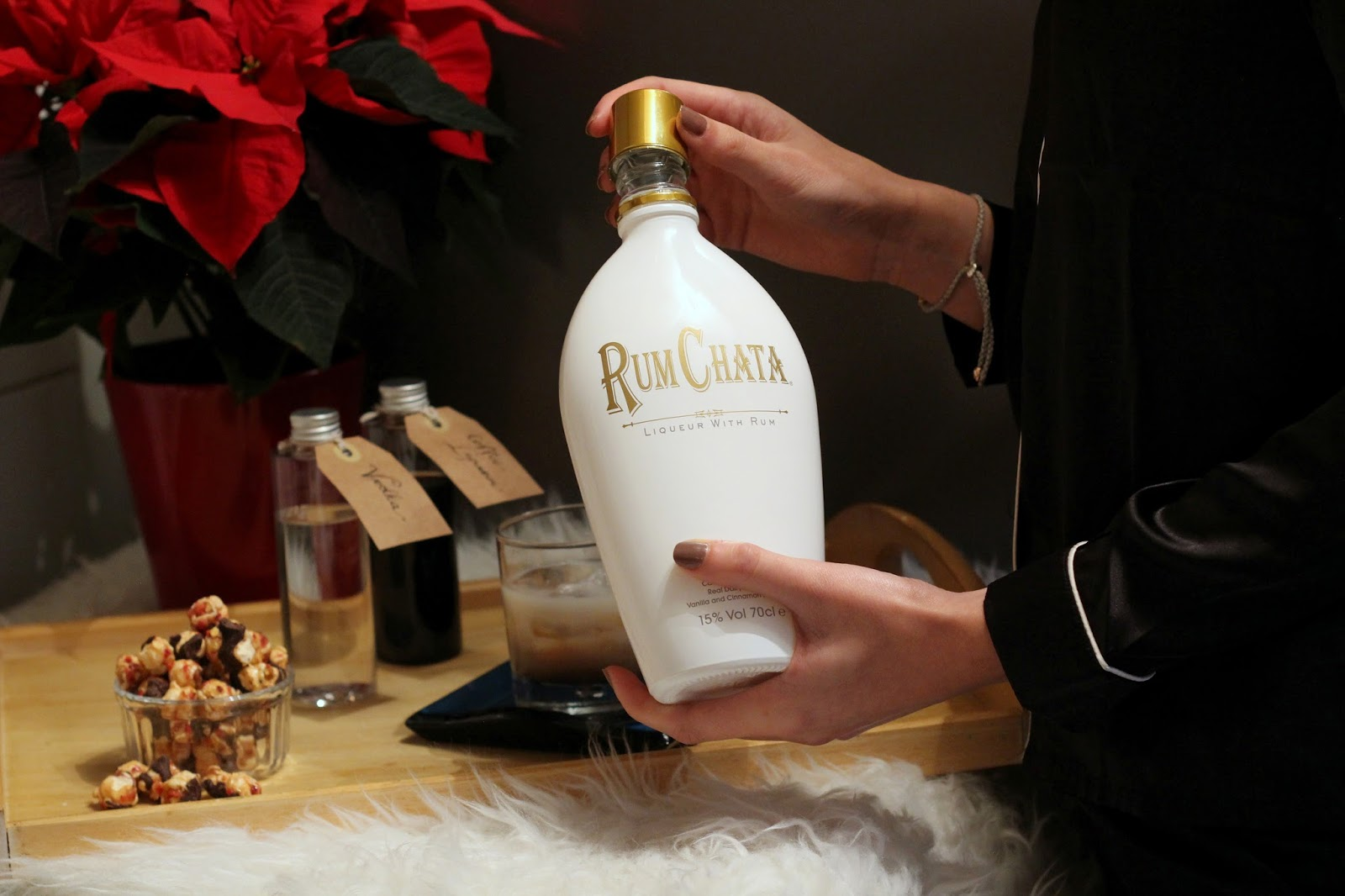 RumChata rum coffee cocktail
