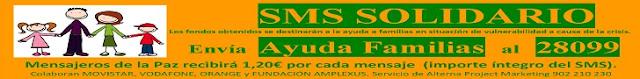 SMS Solidarios - Mensajeros por la paz