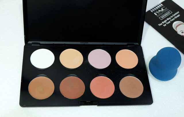 Review PAC New Contouring Kit