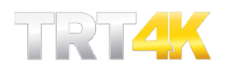 TRT 4K TV frequency Turksat 3A