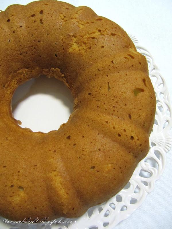 Recipes Using A Cake Ring Tin