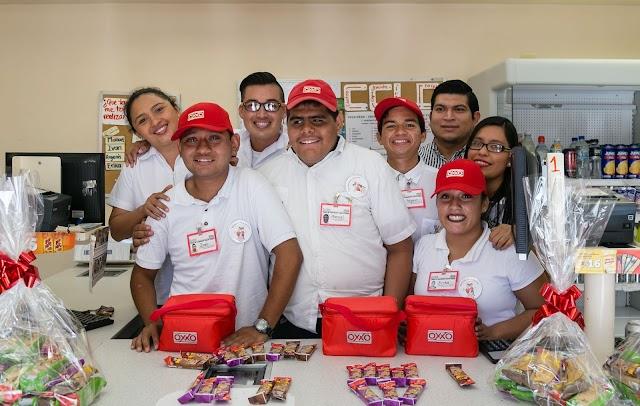 Alianza entre DIF Yucatán y Oxxo genera valor social