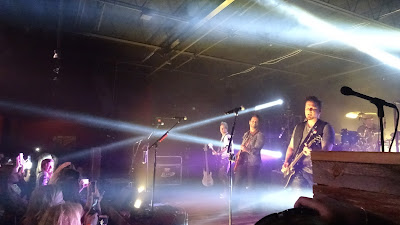 Parmalee and Backroad Anthem Recap - Overland Park 3/01/17