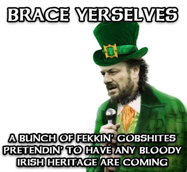 St. Patricks Day Memes 2017