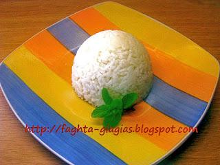 Ρύζι πιλάφι - από «Τα φαγητά της γιαγιάς»