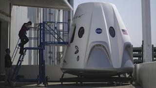 Sebelum Misi Pertama di 2019, NASA Uji Coba Roket Maret Nanti