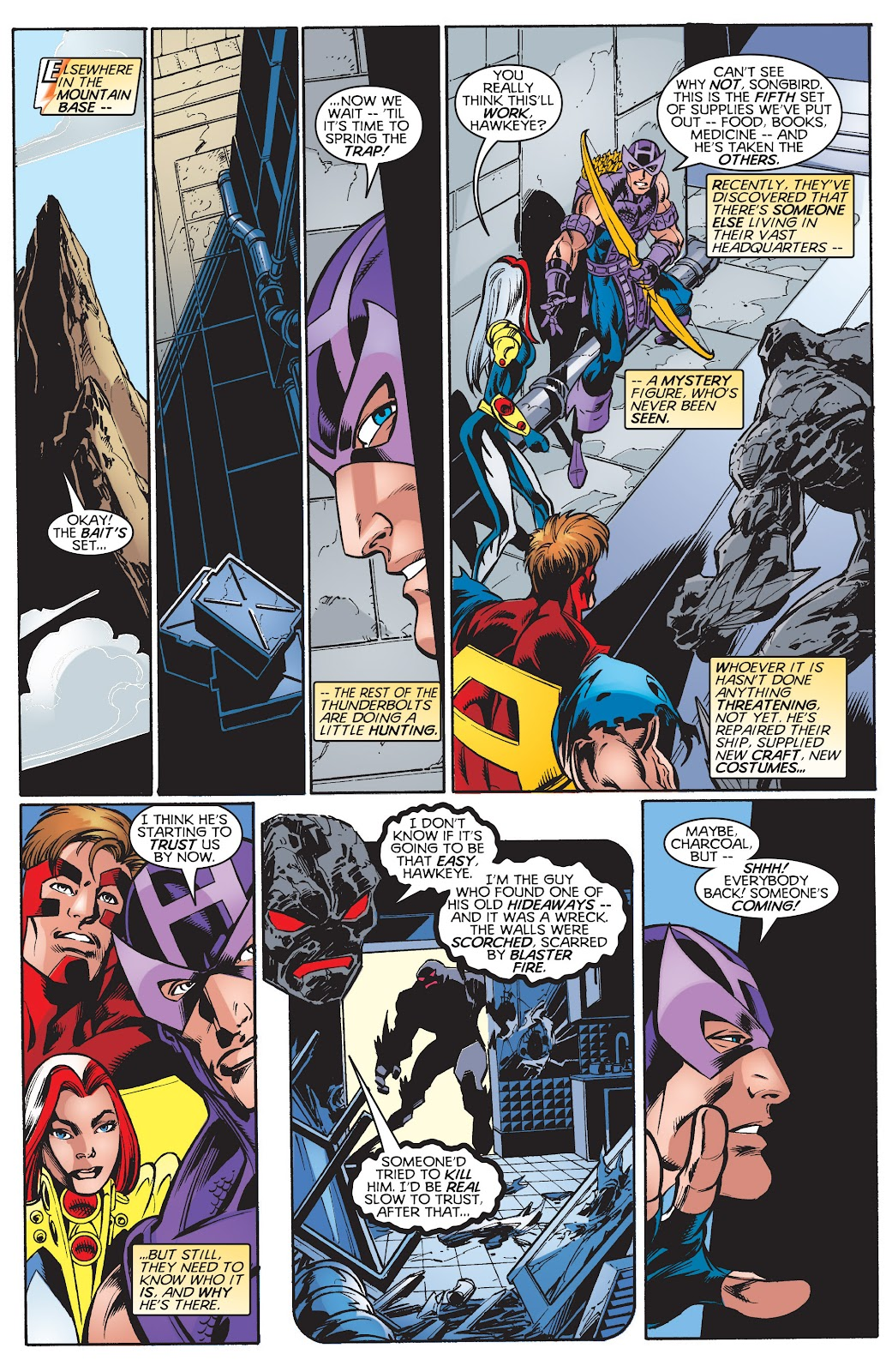 Read online Hawkeye & The Thunderbolts comic -  Issue # TPB 1 (Part 3) - 53