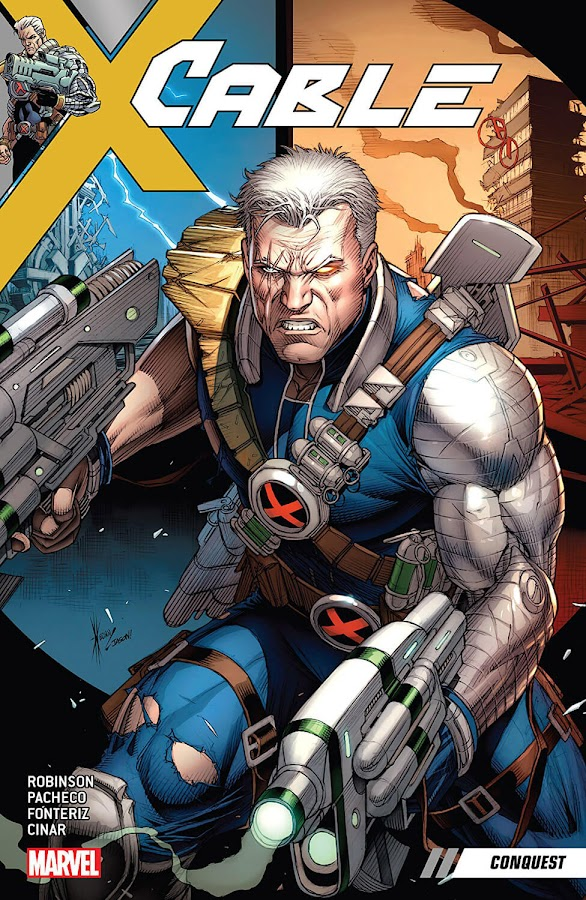 cable conquest marvel comics