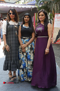 Silk India Expo Launch Stills  0008