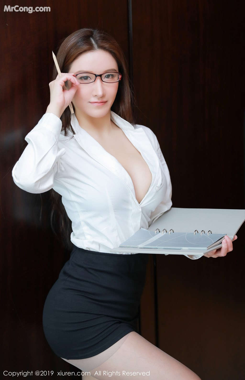 Image XIUREN-No.1457-Jenny-MrCong.com-001 in post XIUREN No.1457: 任莹樱 Jenny (46 ảnh)