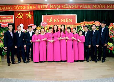 Phòng Tổ chức hành chính Bệnh viện Xây dựng Việt Trì