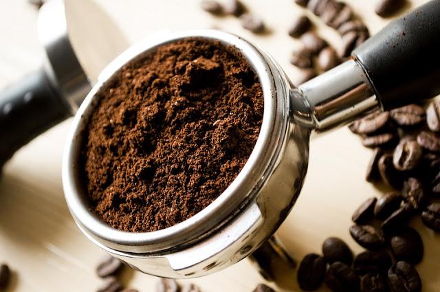 Peeling kawowy - mój nr 1