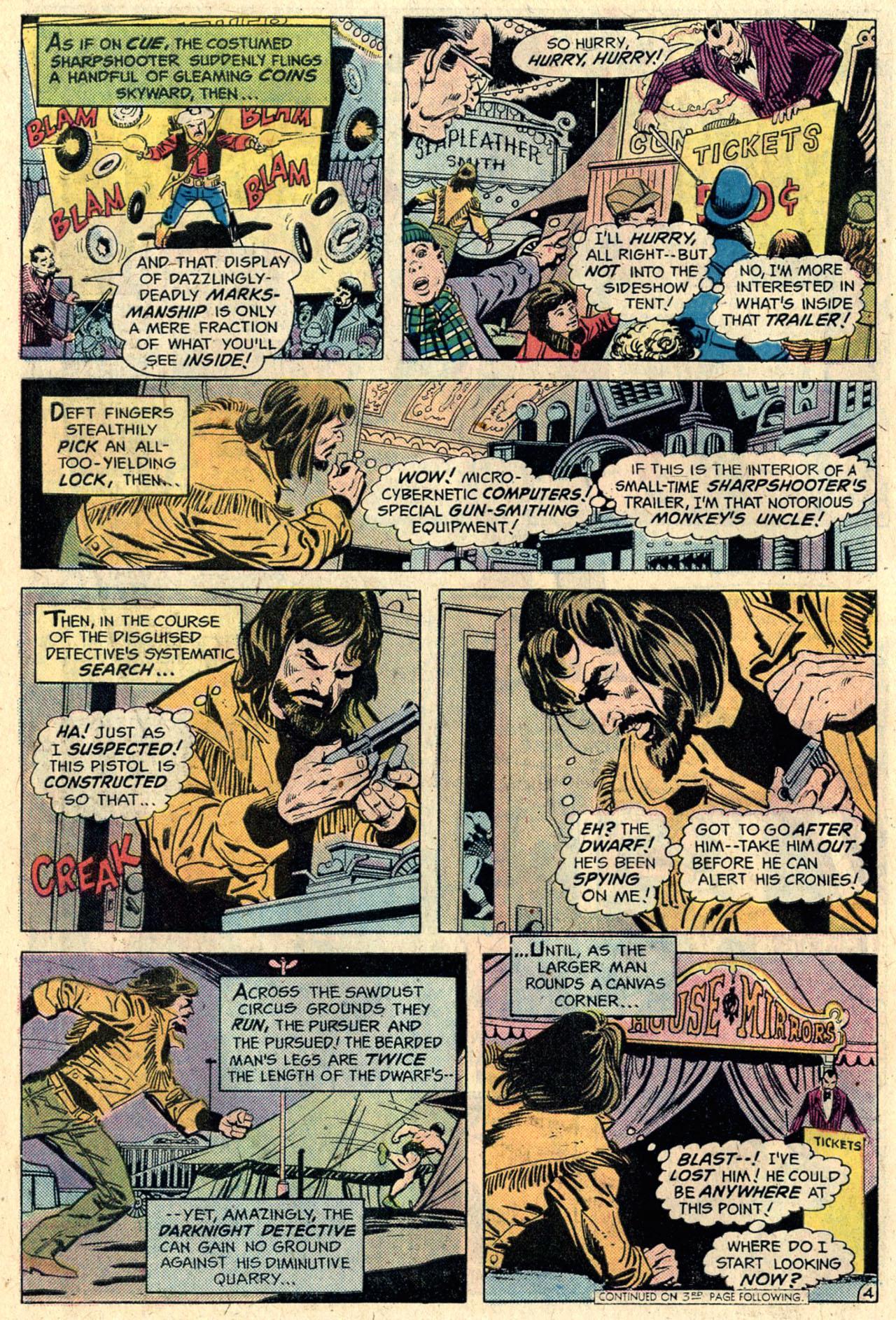 Detective Comics (1937) 448 Page 5
