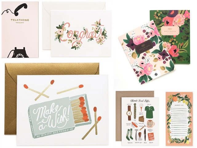 Stationery Week: Rifle Paper Co Spring Collection