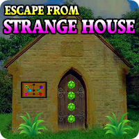 AvmGames Escape From Strange House