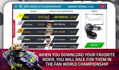 MotoGP Race Championship Quest Mod .APK Terbaru