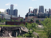 Cortnie' Corner Exploring Abandoned Detroit - Brush Park