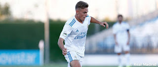 Convocatoria del Real Madrid Castilla
