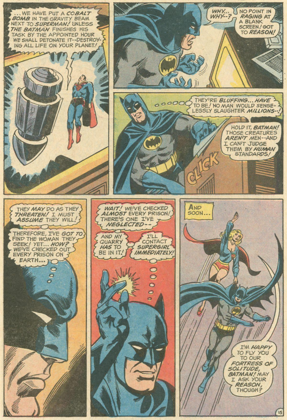 Read online World's Finest Comics comic -  Issue #211 - 18