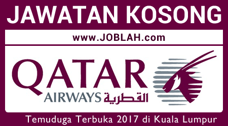 Qatar Airways Cabin Crew Vacancies 2017