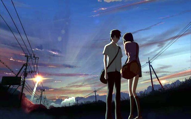 Film anime drama romance terbaik karya makoto shinkai