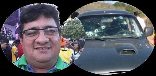 Homem é assassinado a tiros dentro de Hilux em Morada Nova