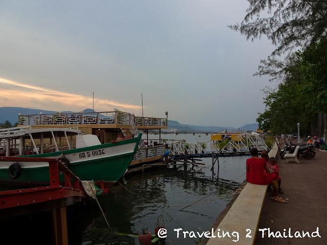Riverside Kampot, Cambodia