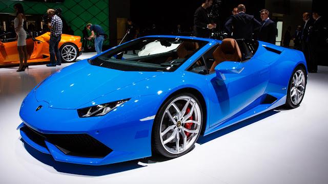 2017 Lamborghini Hurricane Model